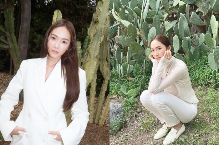 Jessica 鄭秀妍公開化妝袋秘密!網民:這款粉底也太有設計感了吧!