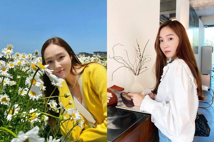Jessica 鄭秀妍公開化妝袋秘密,設計感極高粉底讓網絡掀熱話!