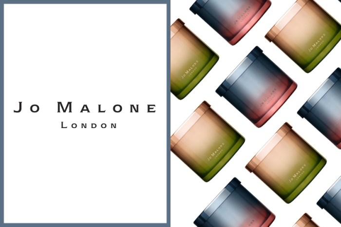 一推出立即引起大家好奇!Jo Malone London 首個混香系列雙色漸層蠟燭