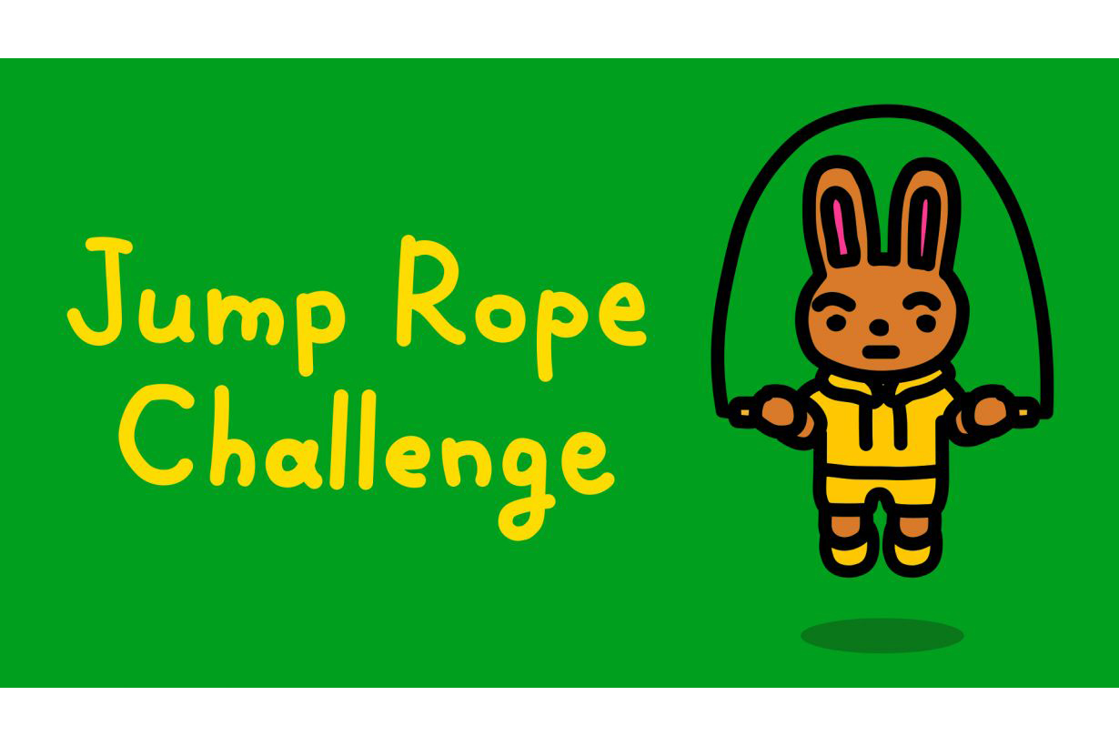 Nintendo Jump Rope Challenge Switch Game