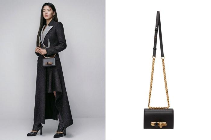 時尚女王上場!全智賢擔任韓國 Alexander McQueen 代言人,有什麼該跟著她入手?
