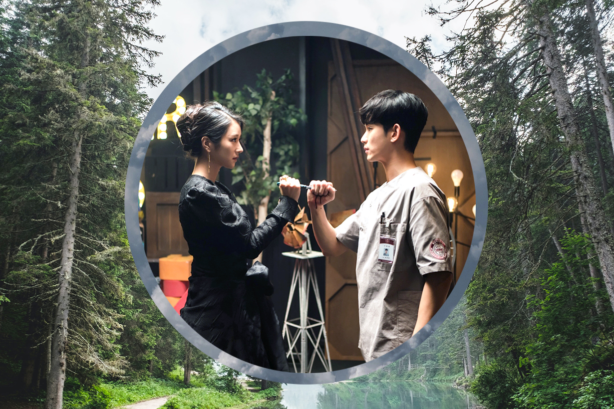 Kim Soo Hyun Seo YeaIt's Okay to not be Okay Ji It's Okay to not be Okay Netflix tvN Psycho Mental illness korean drama korean idols celebrities actors actresses
