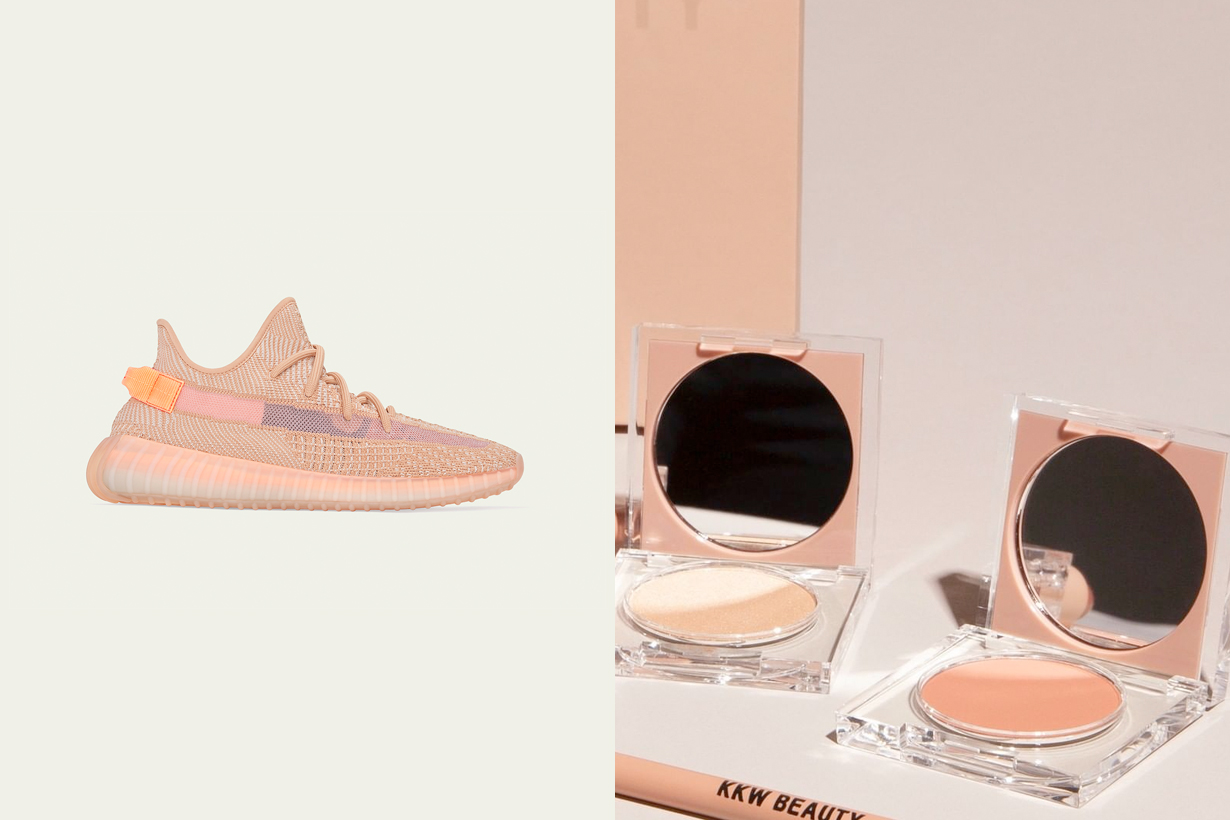 yeezy beauty makeup skincare KKW Kylie