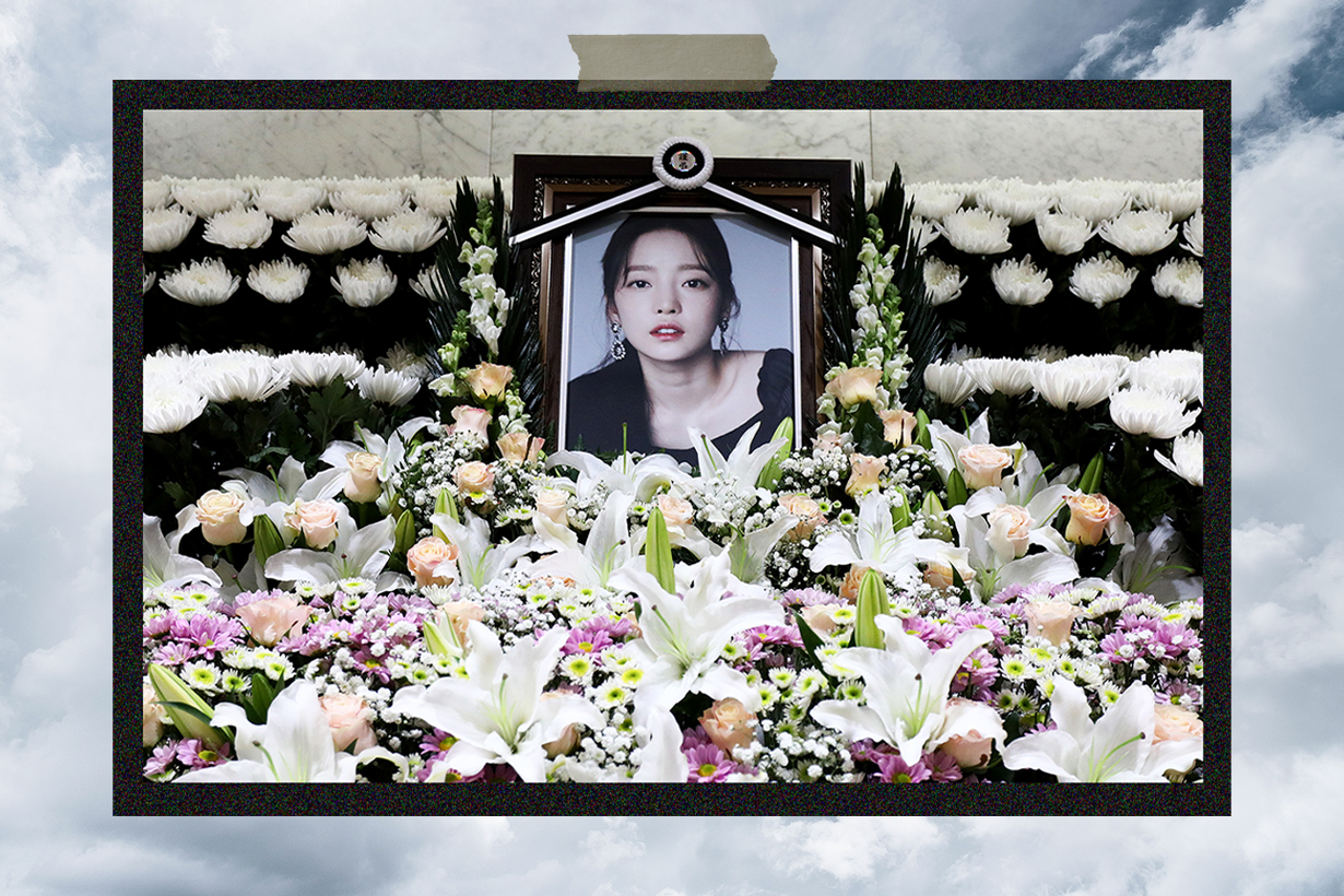 Goo Hara Sulli Choi Jin Ri Suicide heritage Inheritance Goo Hara Act National Assembly's Legislation Civil Law Korean idols celebrities singers