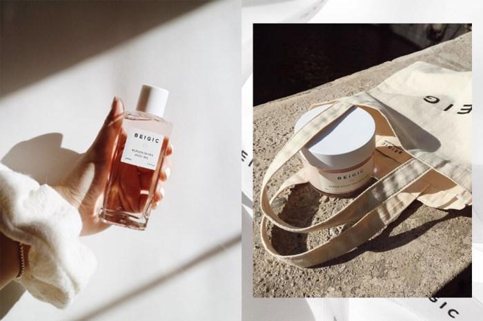 由韓國紅到日本,純素小眾護膚品牌 BEIGIC 代表著日常小確幸!