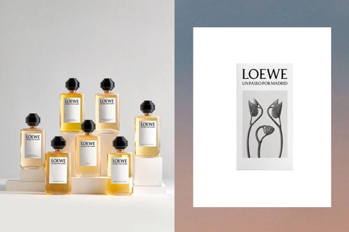 給貪心的人:一次擁有 Loewe 無性別香水系列 Un Paseo por Madrid 最誘人的選擇!