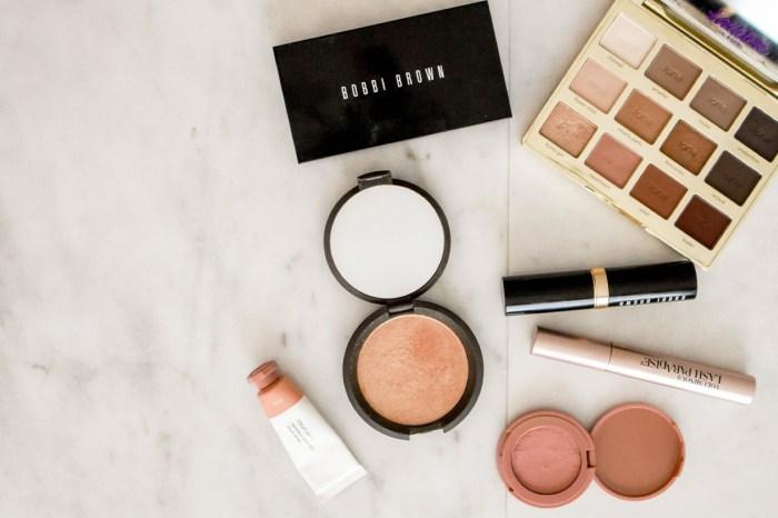化妝品用久了不夠顯色?這個簡單動作就可以讓它們重生!