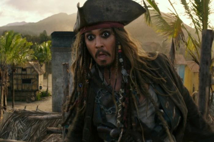 踢走 Johnny Depp!她將會成為新版《加勒比海盜》電影的船長!