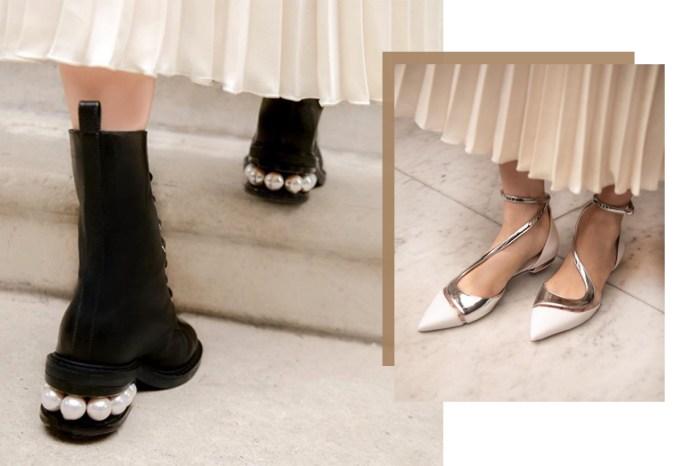 這個品牌的鞋子別緻又具辨識度,難怪一直是時尚博主的寵兒!