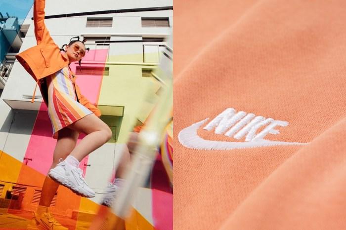內行人永遠都不會錯過的 Sportswear 系列,逛逛 Nike 新一季商品有多燒荷包!