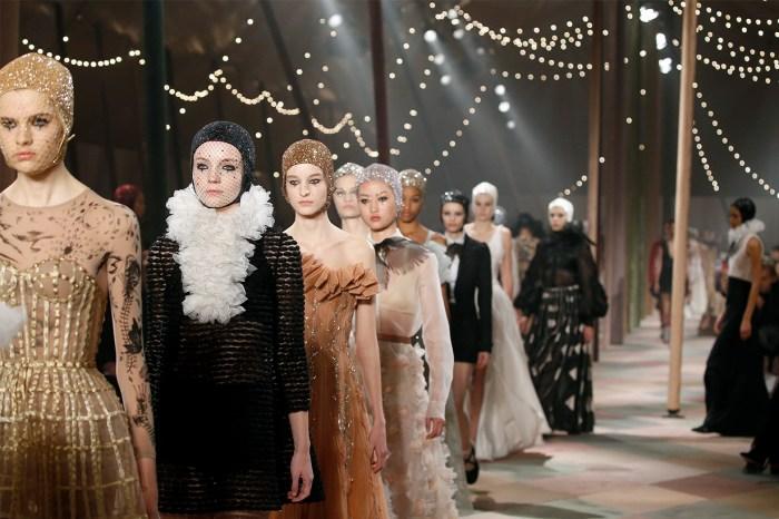 寫下 Haute Couture 的歷史新一頁:巴黎高訂時裝週將改為線上舉行!