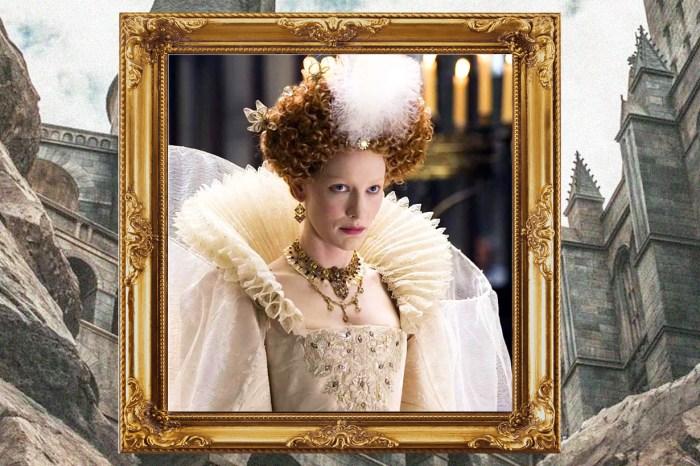被記在歷史上的時尚女王!英國伊利沙伯一世的美學標準,到今天還在流行!