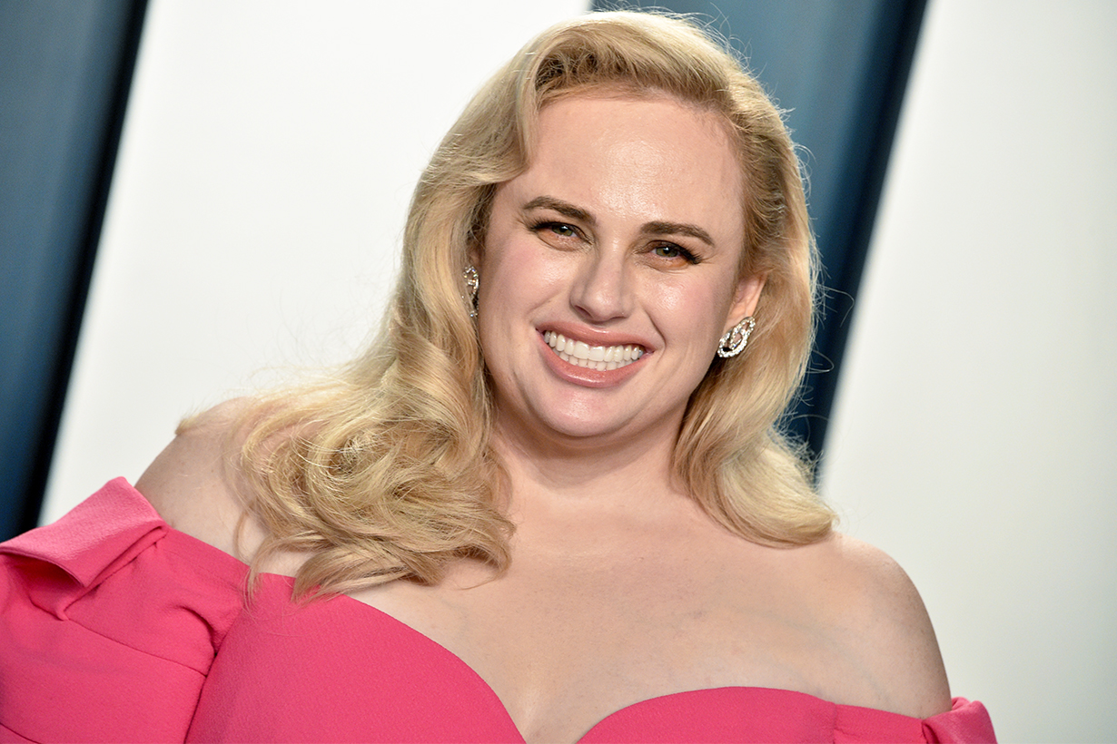 Rebel Wilson Fat Amy Adele Keep Fit Lose Weight Celebrities Lose Weight Fitness tips Hollywood actresses Perfect Pitch