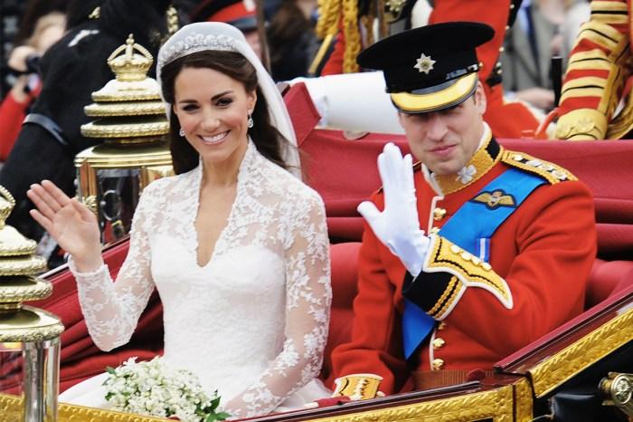 當年的世紀婚禮這麼多美照,凱特王妃原來最愛這一張!