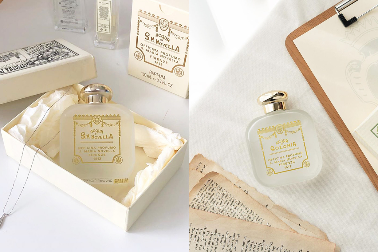 Santa Maria Novella Acqua di Colonia S.M. Novella Queen Caterina de' Medici Perfume Fragrance Queen Elizabeth II Gossip Girl Blaire Serena