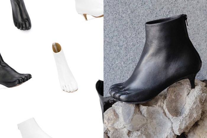 不撞款的好選擇:你知道 Tabi 分趾靴,但 MM6 Maison Margiela 的五指靴呢?