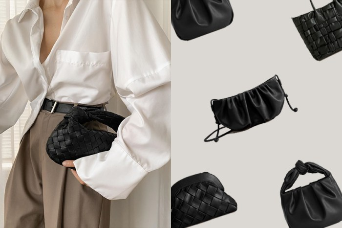 買不起 BV 爆款手袋,Mango 推出只要 HKD$199 的替代款式!