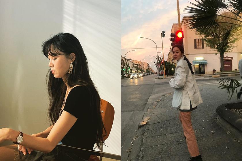 kong hyo jin pushBUTTON korean brand