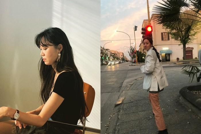 有一種美叫孔曉振,率性氣質來自這間她愛上的韓國品牌!