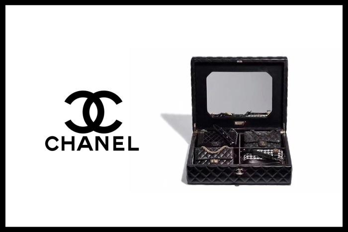 面對即將開賣,絕美夢幻「Chanel 手袋禮箱」到底值不值得入手?