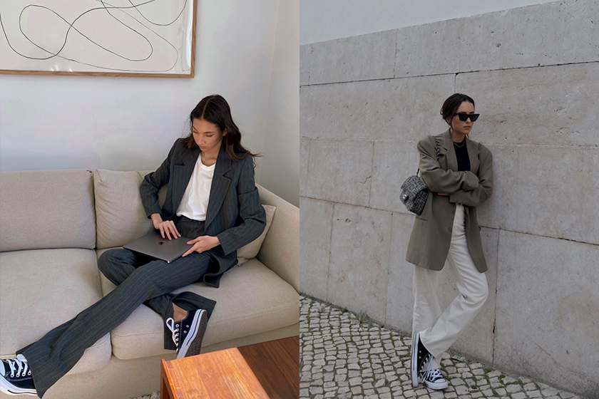 converse sneakers fashion bloggers instagram