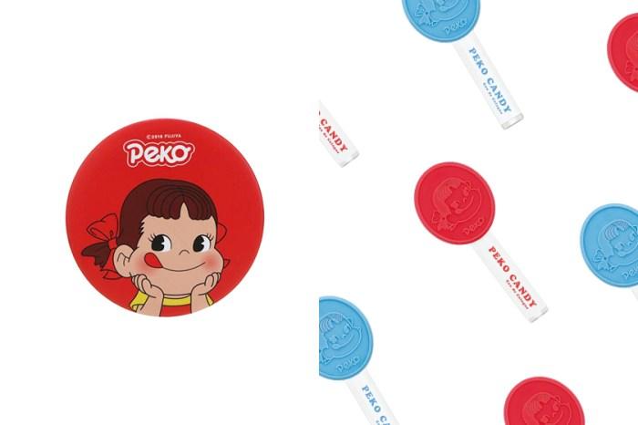 未開賣便引熱議,日本不二家這兩支 Peko 棒棒糖不是糖果?