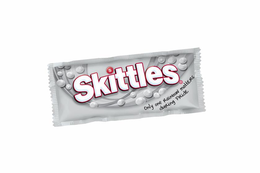skittles colorless pride pack pride month release