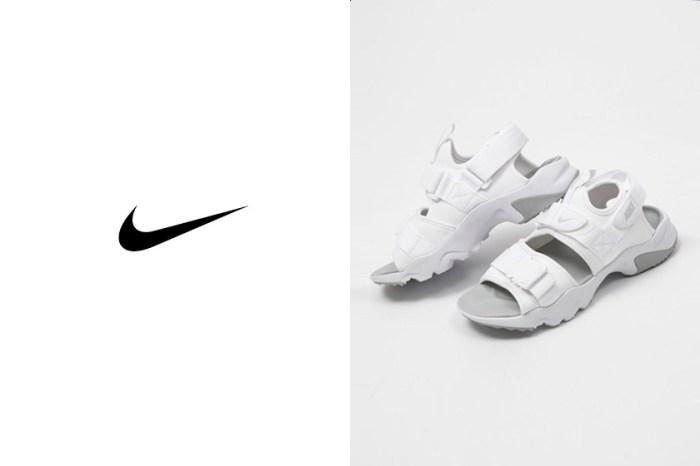 涼感+型格設計:這雙 Nike 全白涼鞋,為什麼日本女生都在穿?