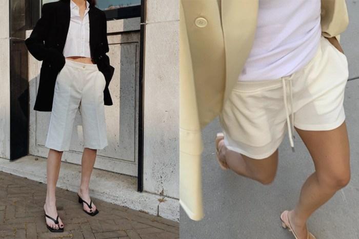 又到了穿短褲的季節,IG 時髦女生都配襯這 4 對鞋!