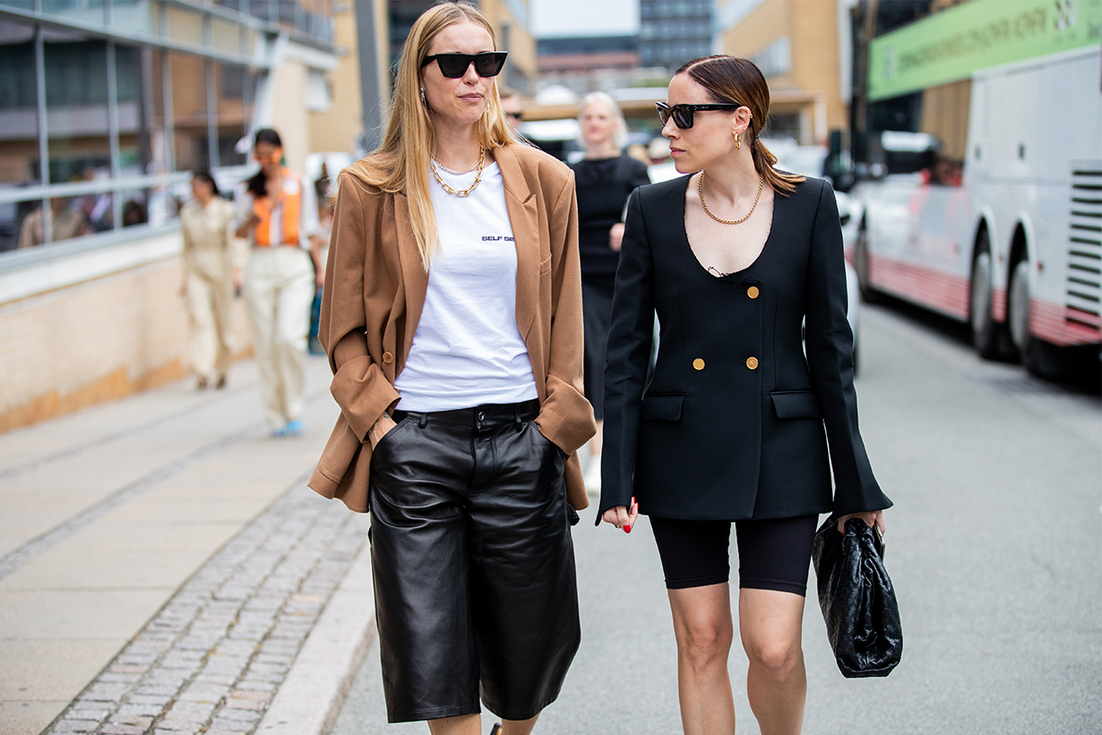 How To Style Shorts in Your 30s