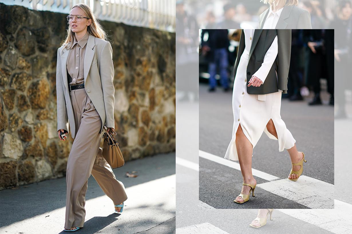 Slide Sandals Trend 2020 Spring Summer
