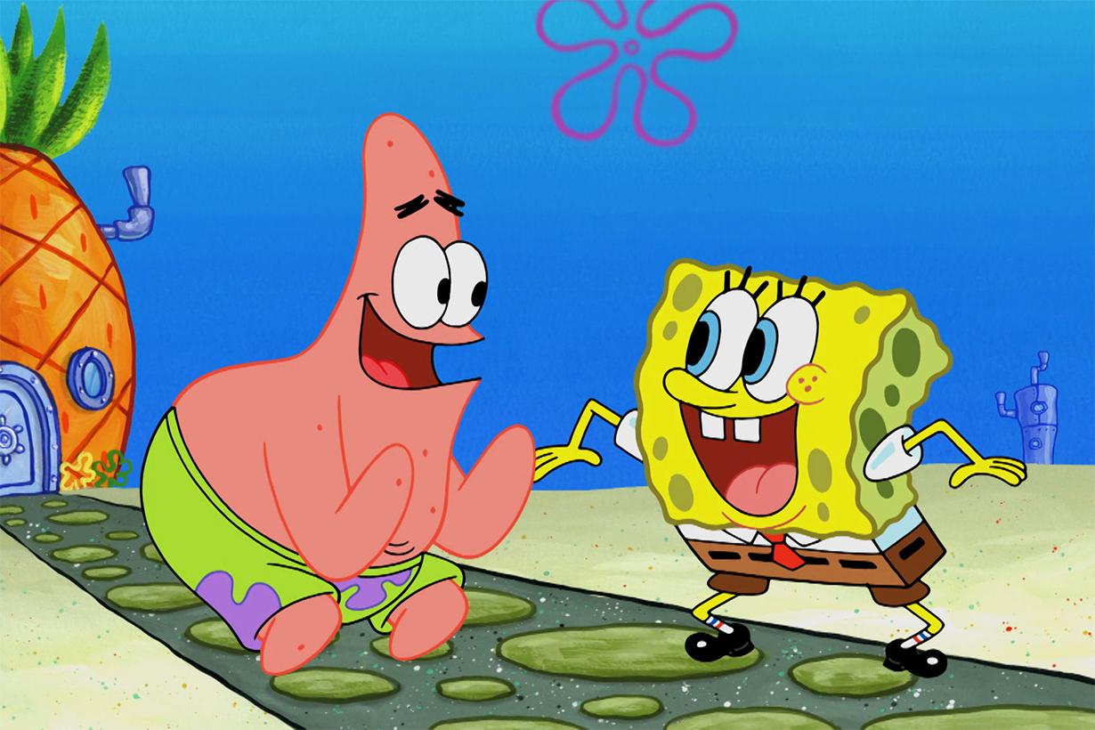 SpongeBob SquarePants gay Nickelodeon Pride Month