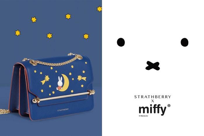 英倫品牌 Strathberry 遇上 Miffy:這次限量聯乘每件都想帶回家!