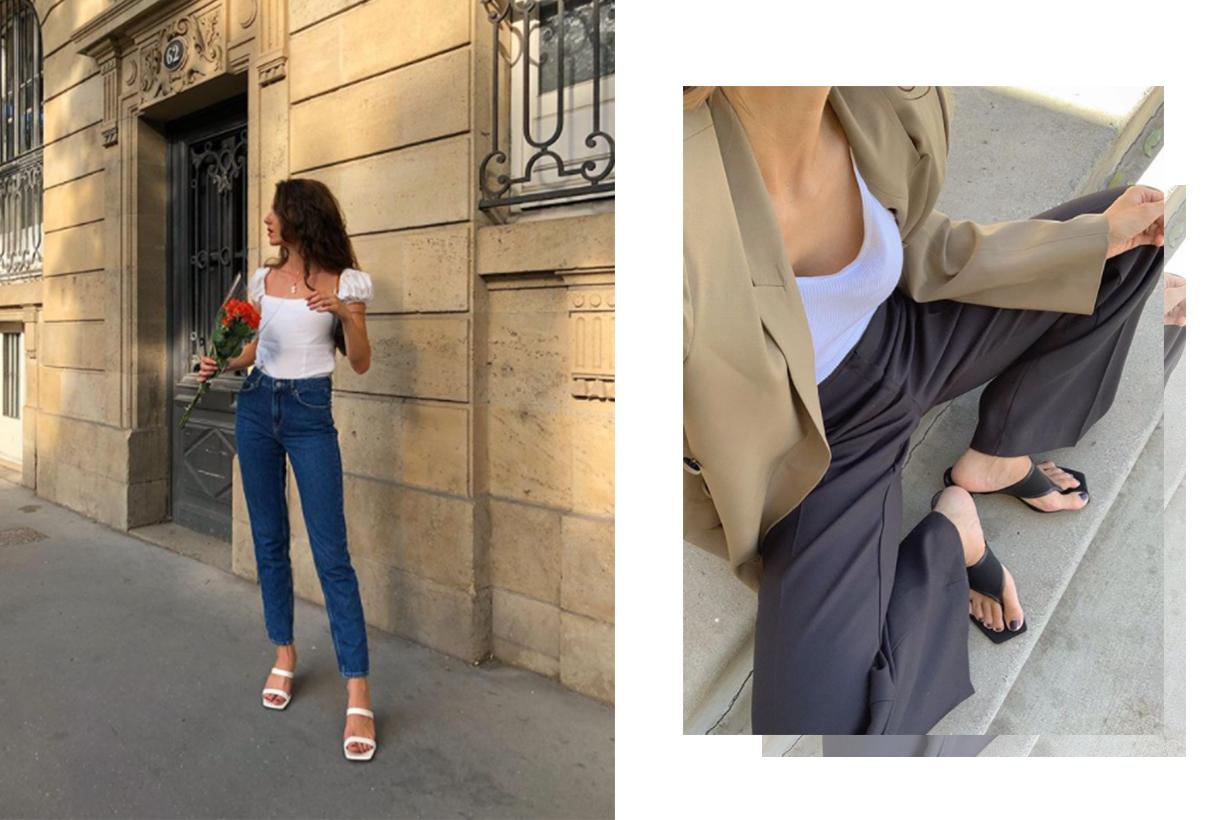 Summer Sandals Trends