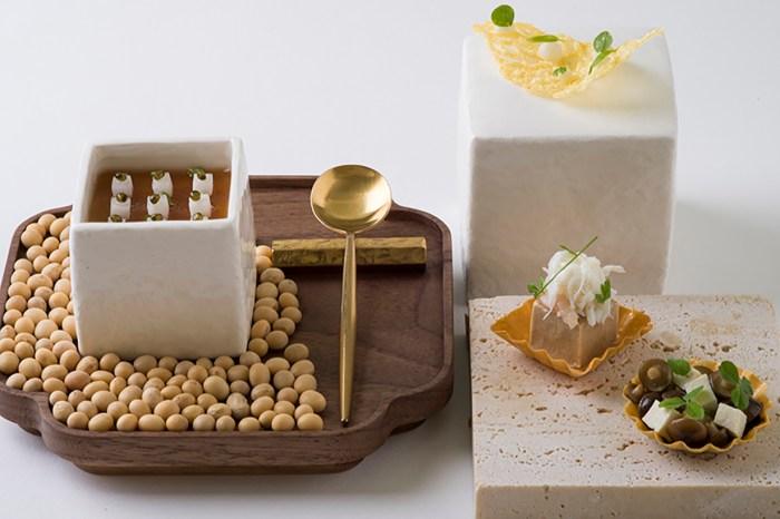 不一樣的豆腐之味!TATE Dining Room 把傳統豆腐變成米芝蓮美食