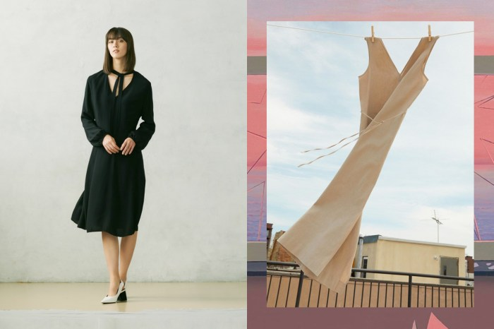 UNIQLO x Theory 終於推出女裝:只有 4 款洋裝,討論熱度卻完全不減!
