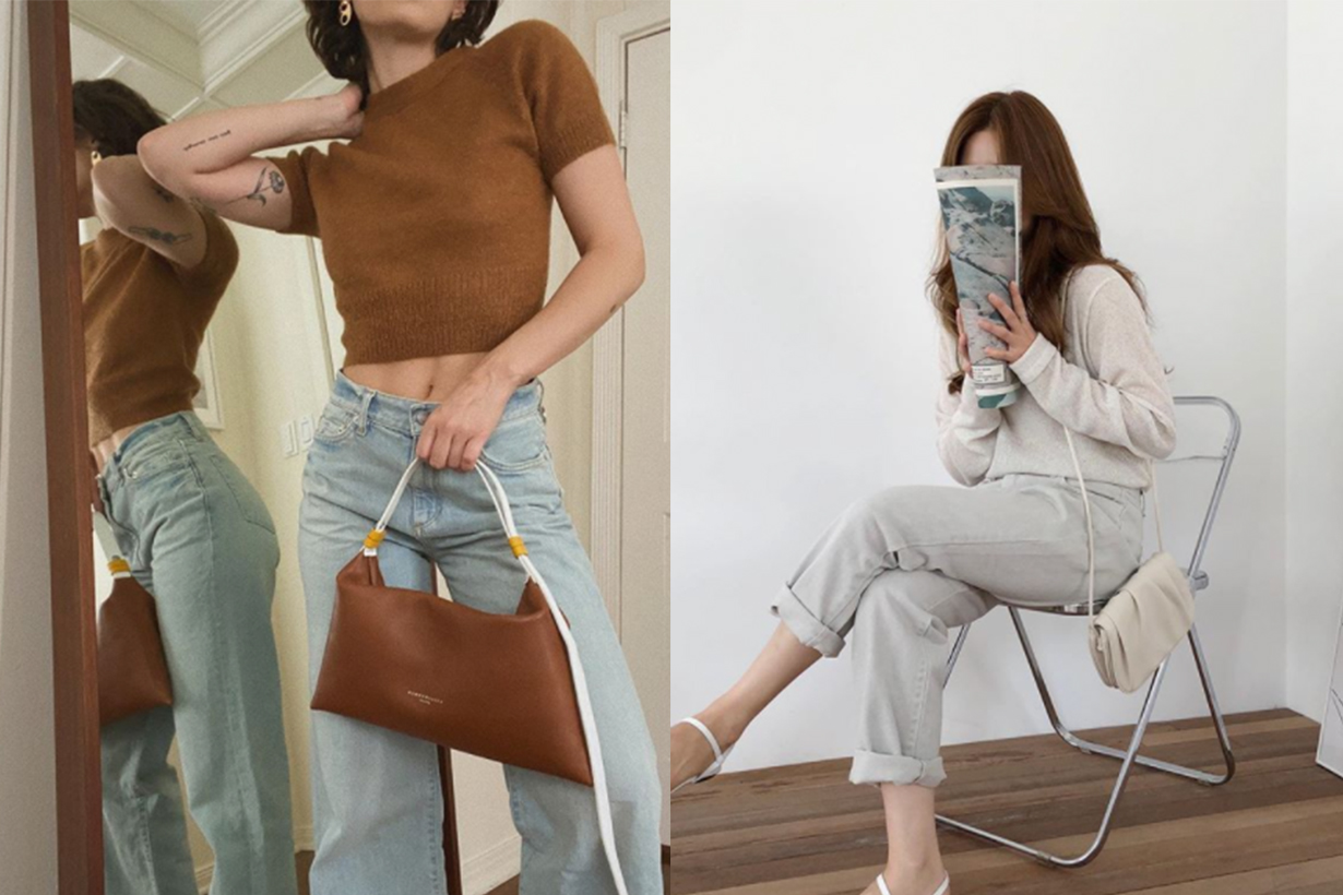 6 Top Trends Everyone's Wearing With Their Jeans Right Now