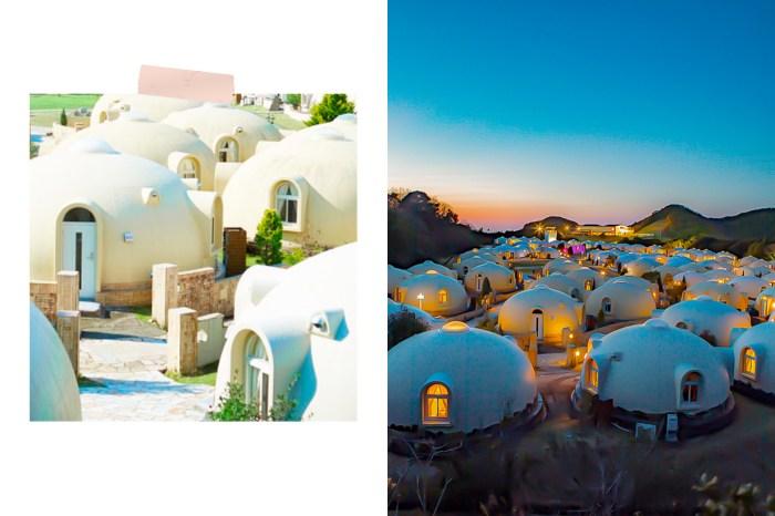 下個旅遊目的地:位於和歌山的臨海小鎮 Tore Tore Park,馬上把可愛的圓頂小屋列入清單!