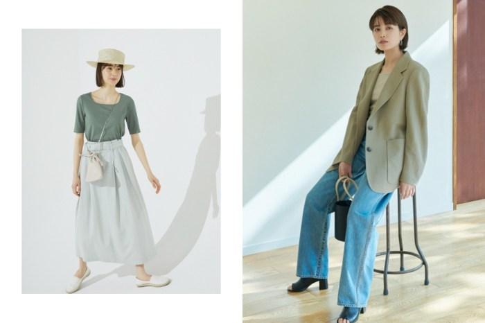 網路商店零庫存,UNIQLO 這件鎖骨 T-Shirt 從小細節深得日本女生的心!