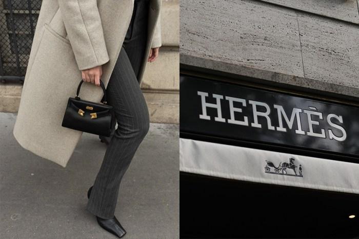 市場低迷下,Hermès股價卻再創新高主要原因在於這款手袋?