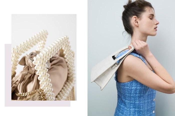 不用破費也能追上潮流:Zara 今季這 5 款手袋也太好看!