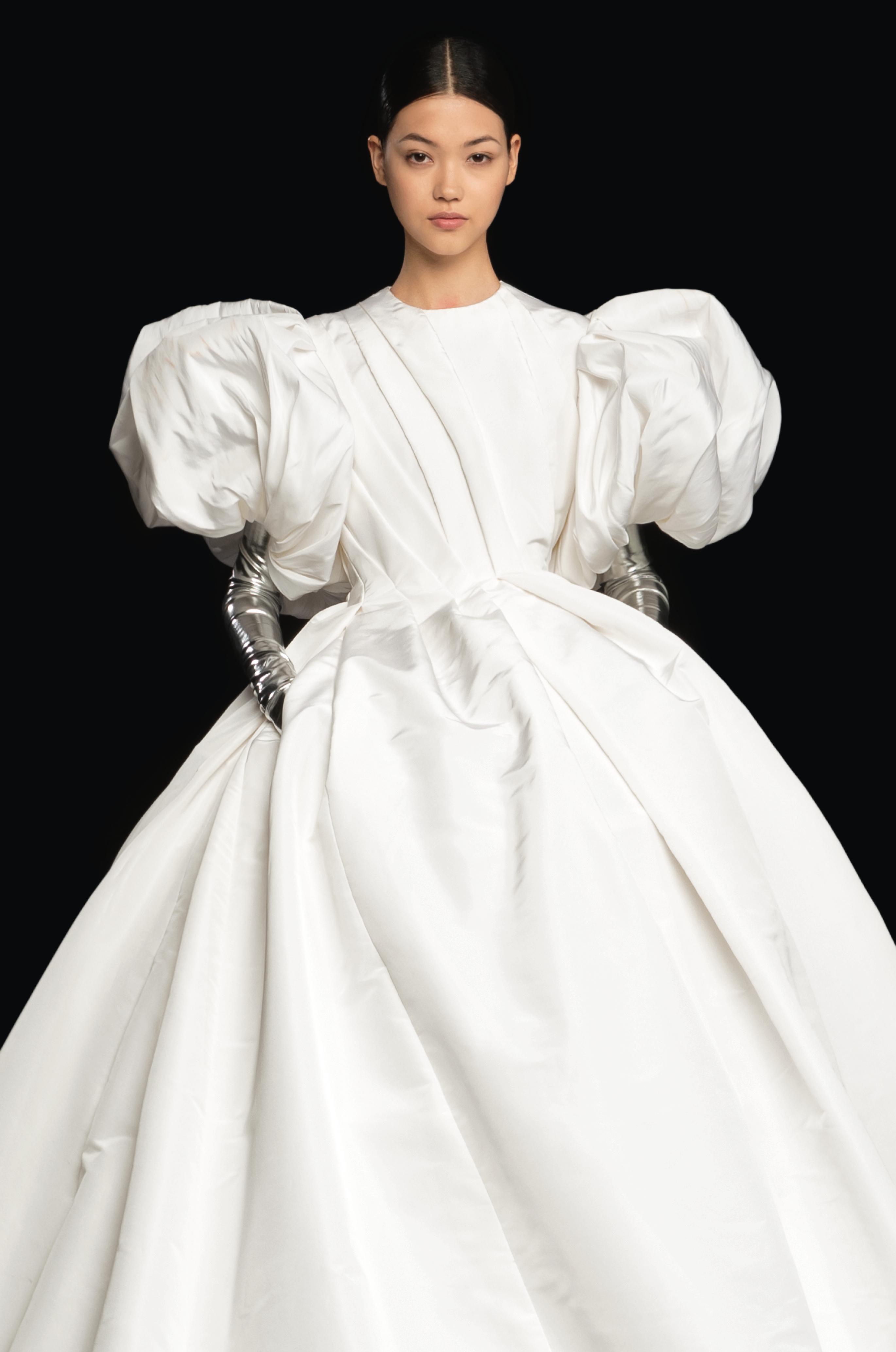 Valentino 2020-21 fall winter haute couture collection Pierpaolo Piccioli