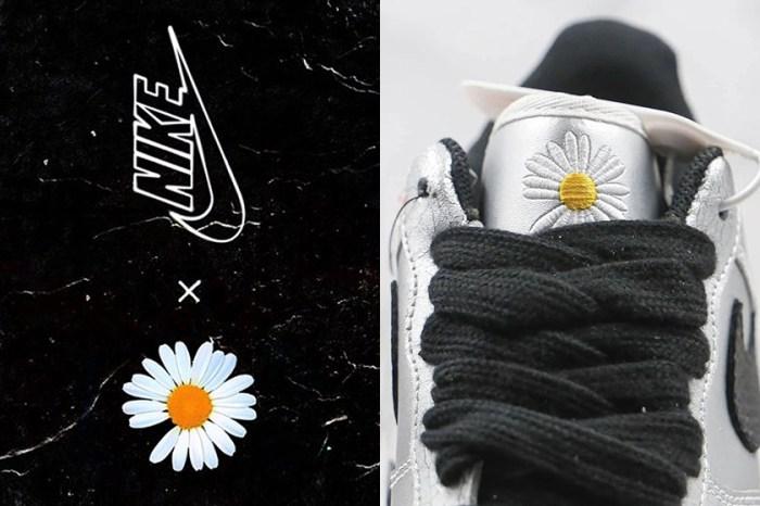 這次不能再錯過:G-Dragon 主理品牌再次聯名 Nike 白色版本鞋款曝光!