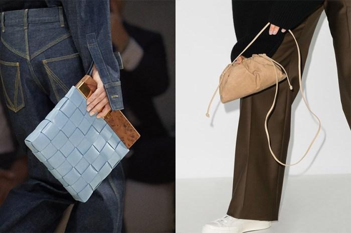典雅的夏季色彩:除了雲朵包之外,Bottega Veneta 新一季還有這些迷人手袋!