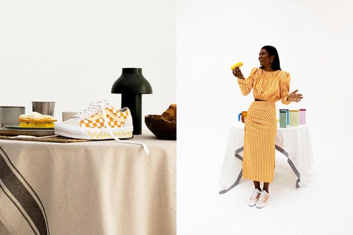 滿載夏日氣息:Vans 聯手 Maha Amsterdam 帶來一雙細節十足的迷人鞋款!