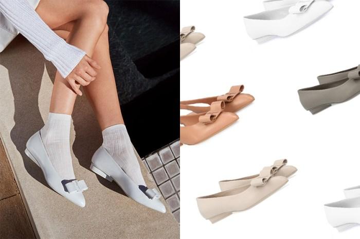 踩著義大利女生的優雅步伐:Ferragamo 這款平底鞋再次引起時髦博主關注!