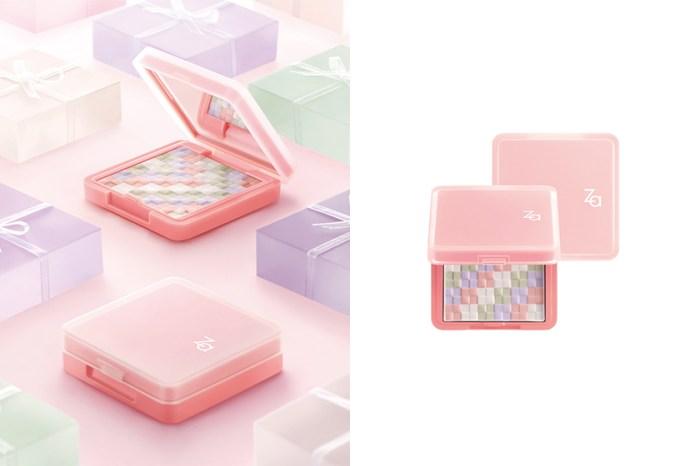 炎炎夏日的脫妝救星:Za 這款可愛造型的蜜粉餅在 Instagram 掀起熱潮!