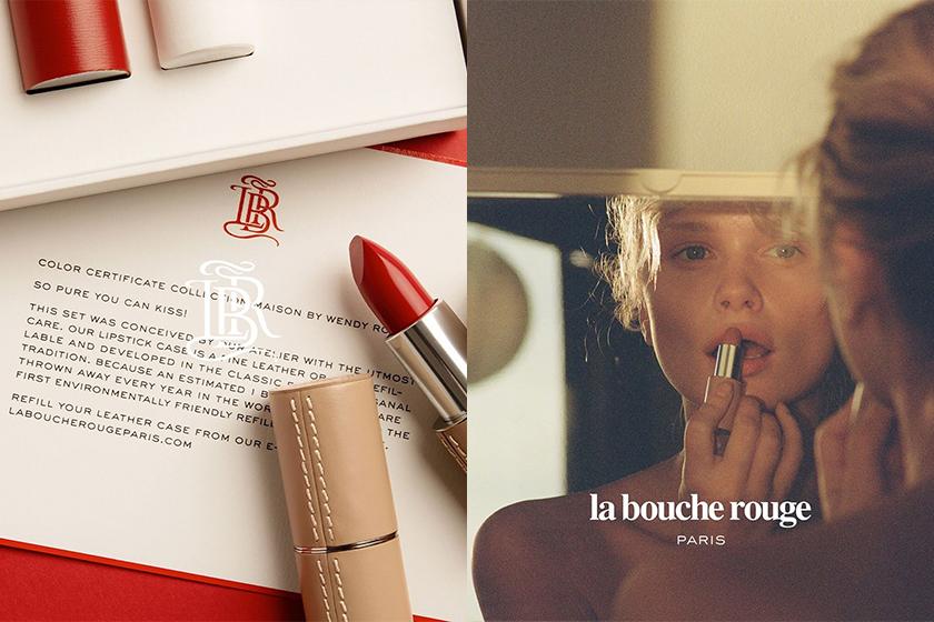 La Bouche Rouge Sustainability makeup Release