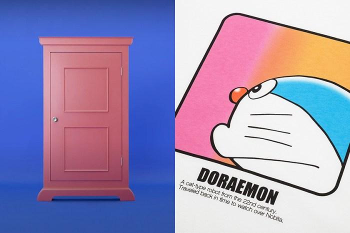 童年回憶再次可愛呈現:Uniqlo UT 聯名 Doraemon 推出 50 週年紀念系列!