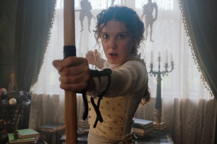 《怪奇物語》Millie Bobby Brown 新電影即將上映,光是劇照已讓人非常期待!